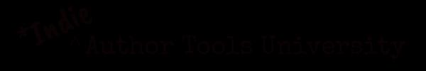 Indie Author Tools University Logo